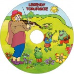 Legendy toruńskie CD audio