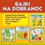 Bajki na dobranoc CD audio