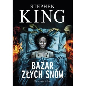 Bazar złych snów Stephen  King pocket
