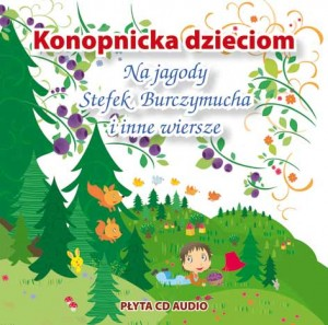 Konopnicka dzieciom CD audio